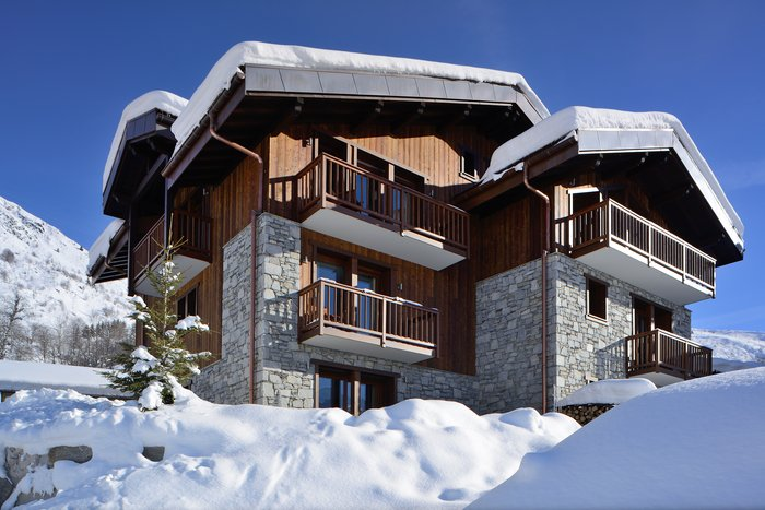 10.Chamois Lodge exterior