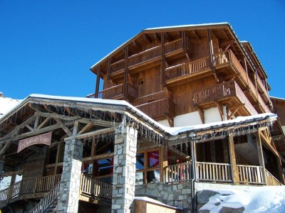 Group Skii Chalet