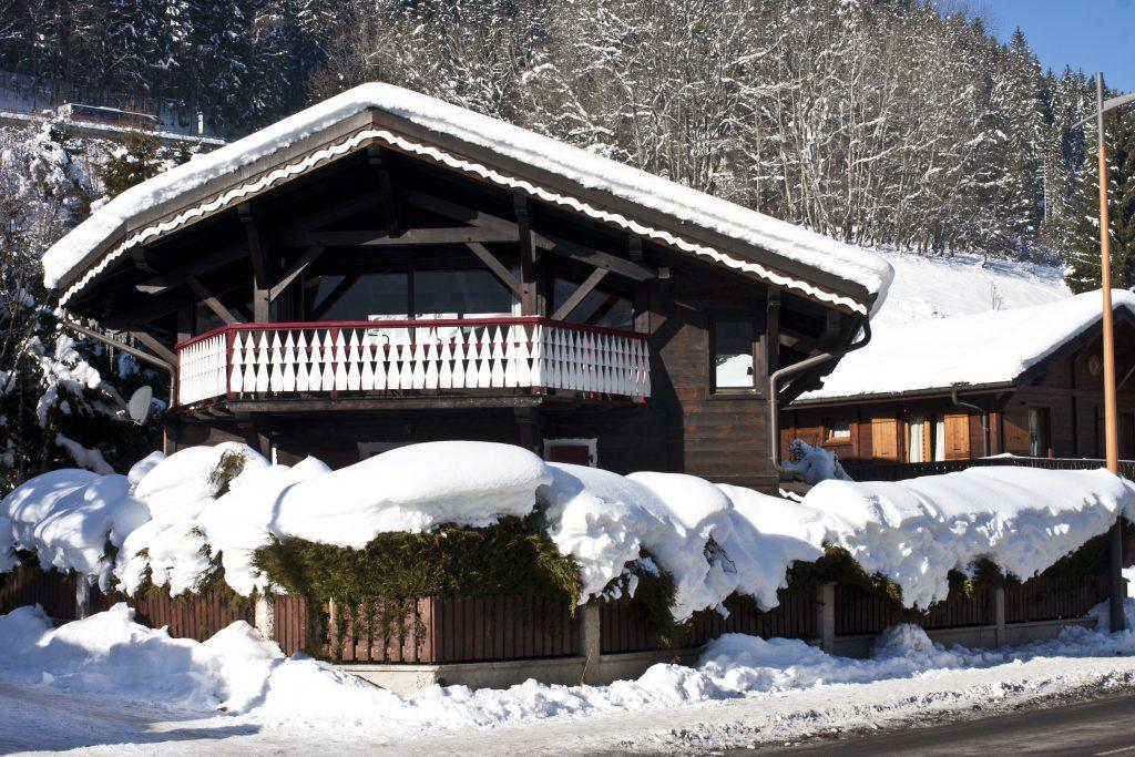 treeline catered chalets morzine chalet skiing