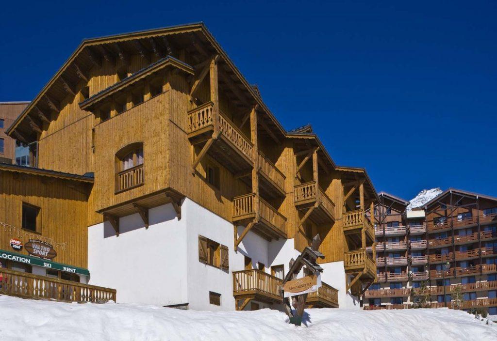 Val Thorens alt. 2300m ( 73-Savoie) France