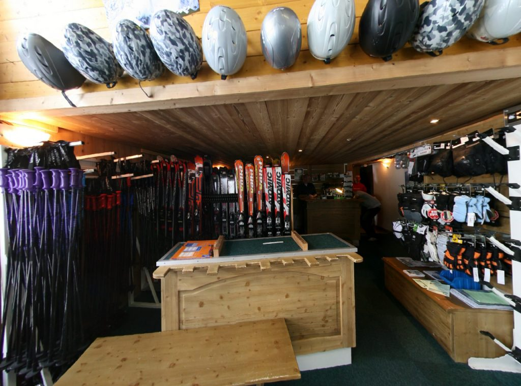 Val Thorens Hermine Magasin 1a