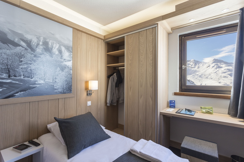 HOTEL CLUB VAL THORENS Les Arolles 6