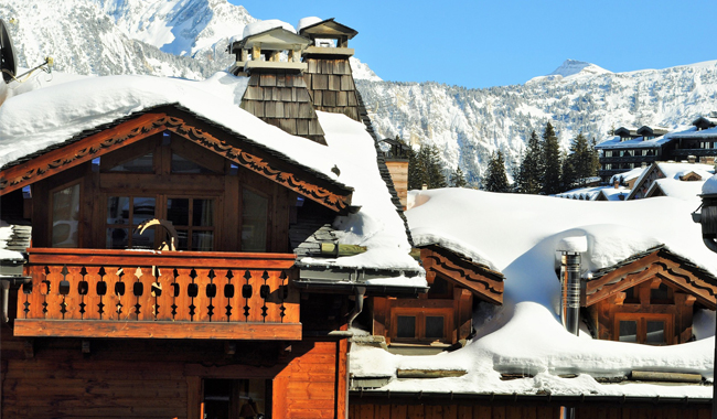 Catered Ski Chalet France