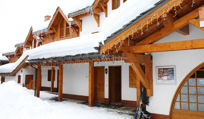 Ski Chalet Holidays In France