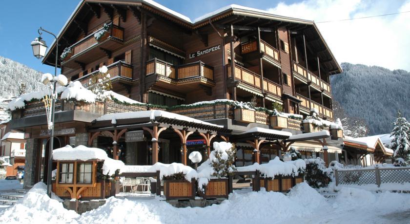 Hotel Le Samoyede in Morzine (8)
