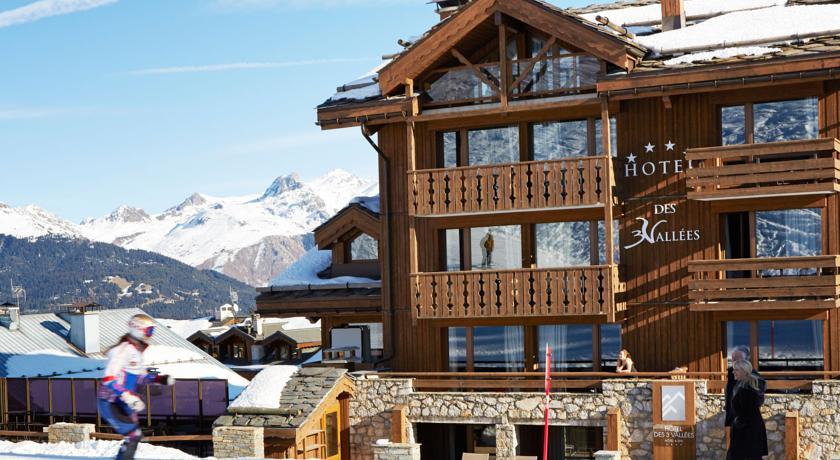 Hotel des Trois Vallées Courchevel (1)