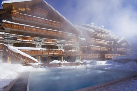 Hotel le Tremplin Meribel