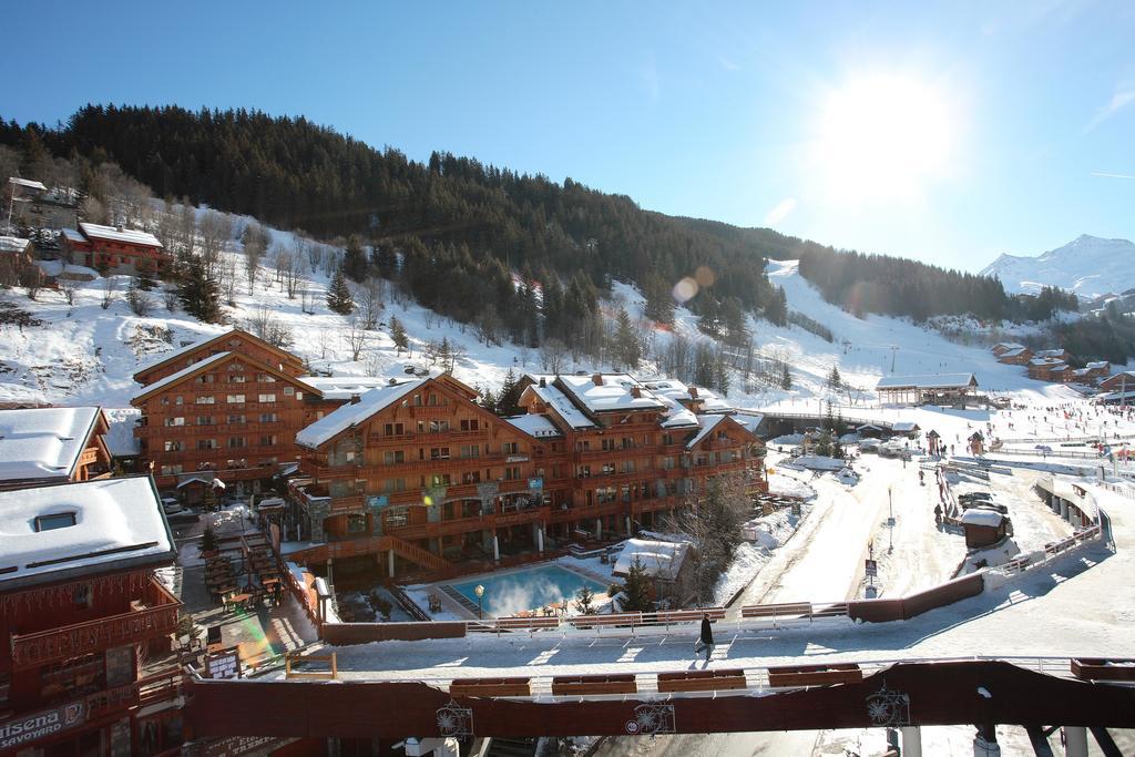 Hotel le tremplin meribel france skiing for Hotel le france
