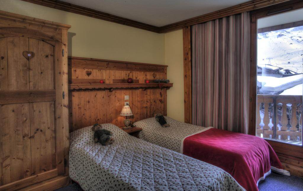 Residence Le Cheval Blanc in Val Thorens (1)