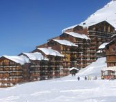 Residence Le Cheval Blanc in Val Thorens