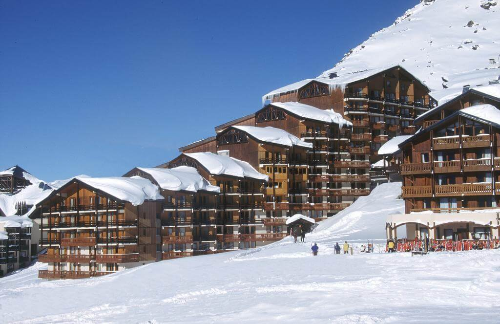 Residence Le Cheval Blanc in Val Thorens (7)