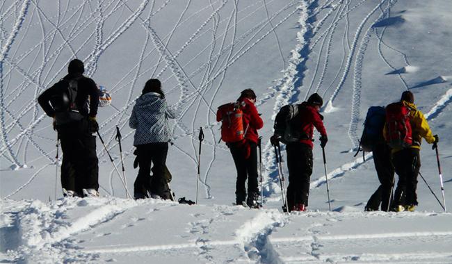 Group Ski Holidays France