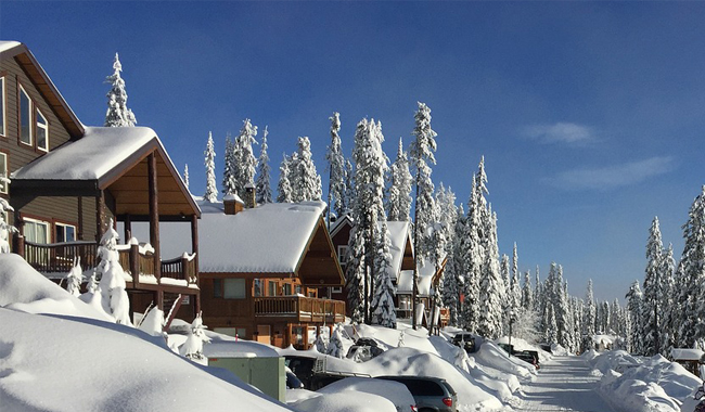 Ski Chalet Holidays In France