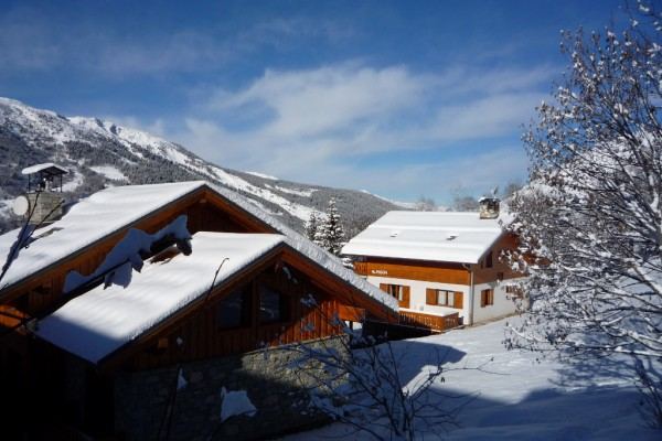 Chalet Alysson in Morel Meribel (11)