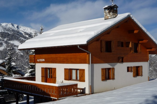 Chalet Alysson in Morel Meribel (2)