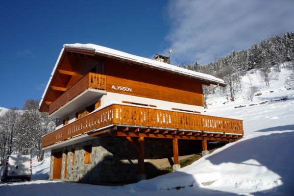 Chalet Alysson in Morel Meribel (3)