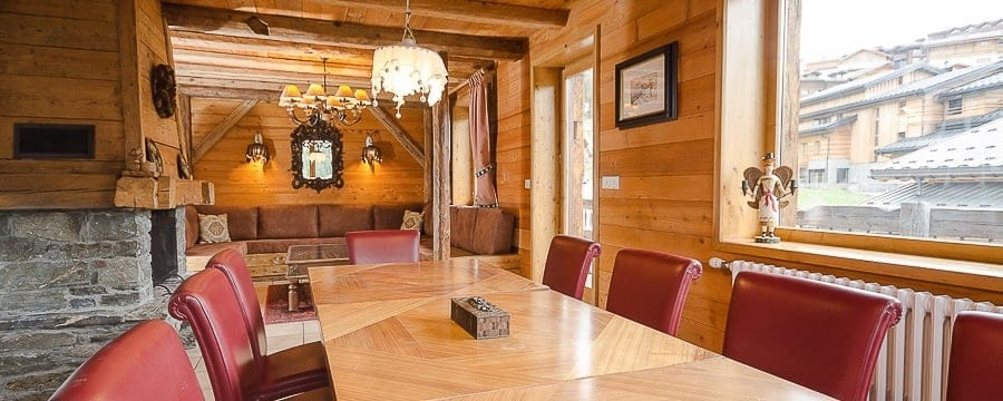 Chalet Eagles Nest in Courchevel 1650 (14)