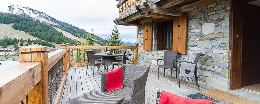 Chalet Eagles Nest in Courchevel 1650 (2)