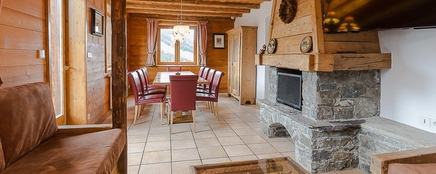 Chalet Eagles Nest in Courchevel 1650 (7)
