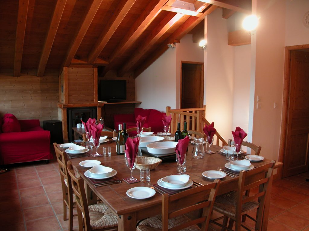 Chalets Katerina and Lorraine Les Menuires Bettaix (31)