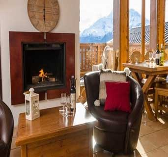 Penthouse Chalet in La Rosiere (1) featured