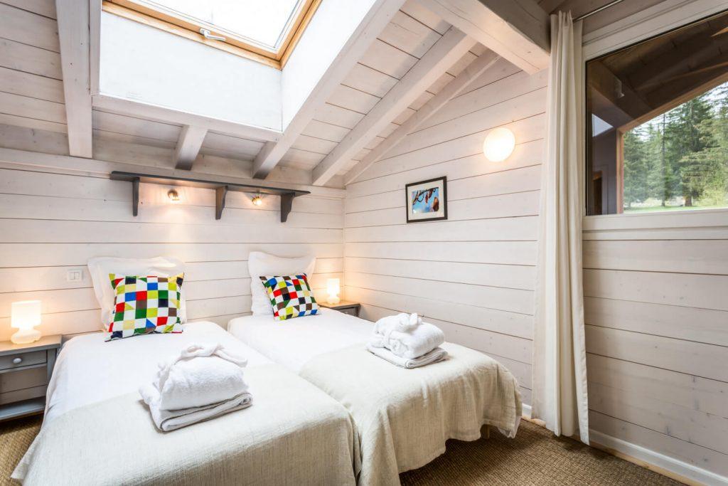 1 - Chalet Hideaway II in Chamonix - Top Floor - Appartment 2 (6)