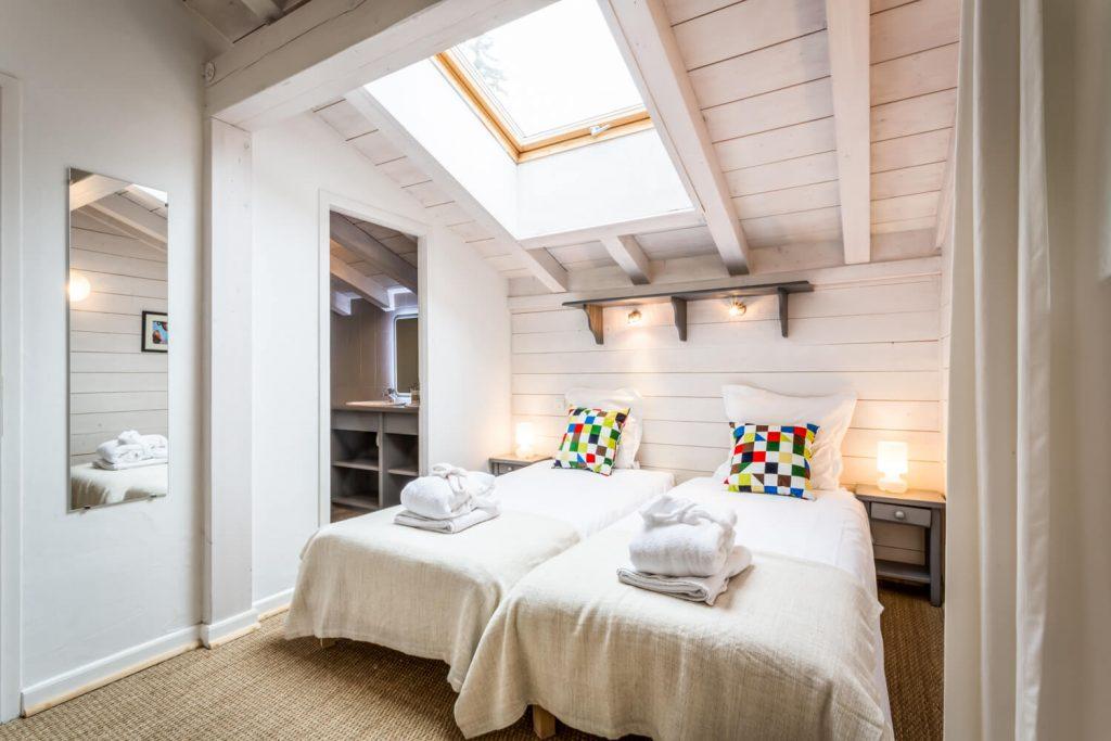 1 - Chalet Hideaway II in Chamonix - Top Floor - Appartment 2 (7)