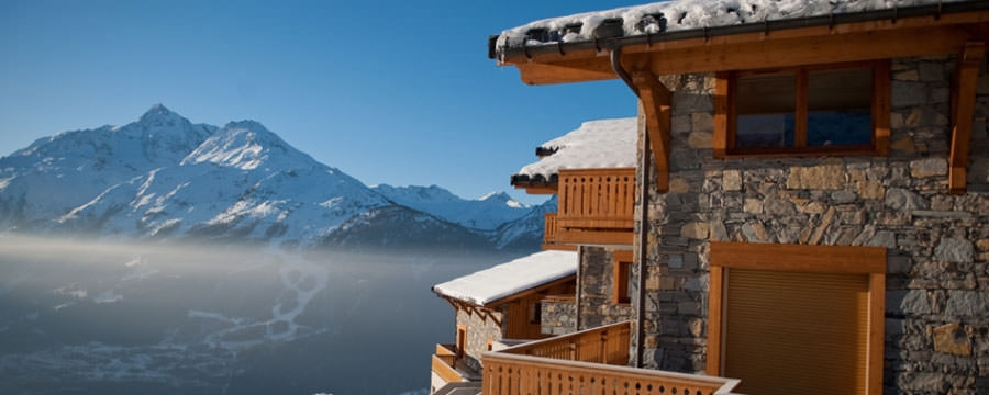 Apartment Les Eucherts in La Rosiere (1)