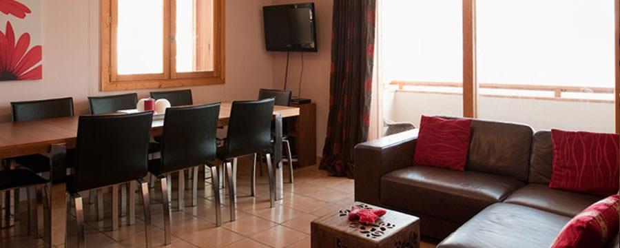 Apartment Les Eucherts in La Rosiere (2)