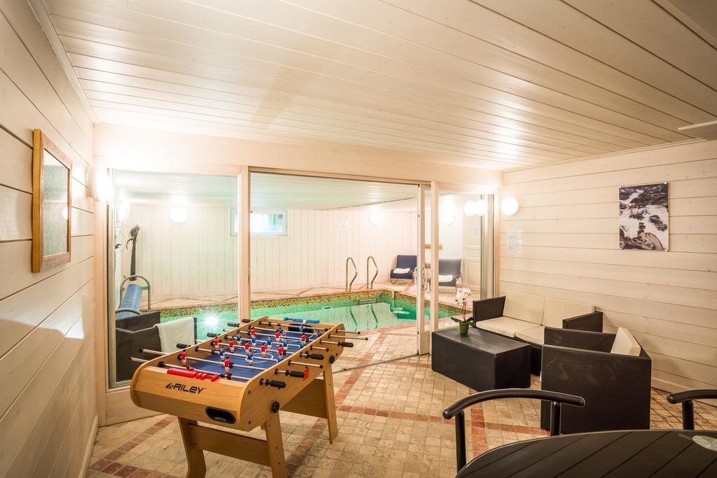 CHALETS HIDEAWAY residence 2