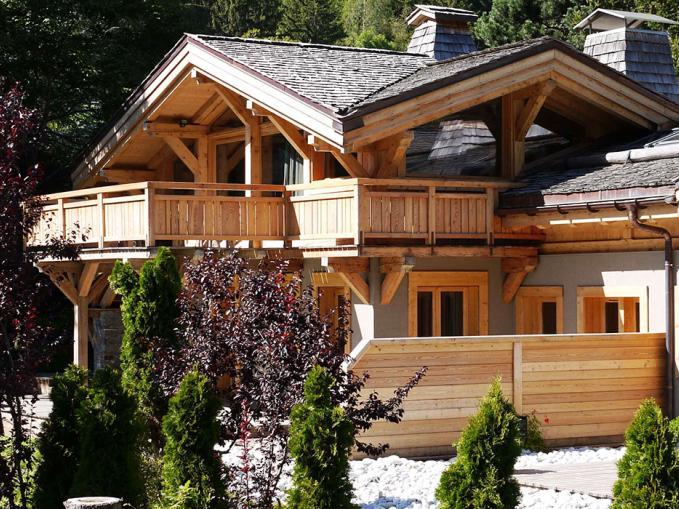 Chalet Ardoise in Chamonix (1)