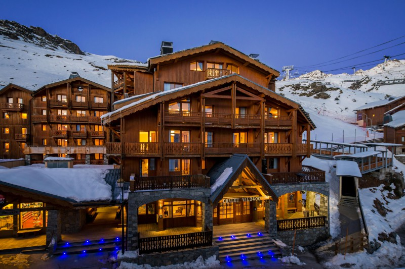 Chalet Aries in Val Thorens 1