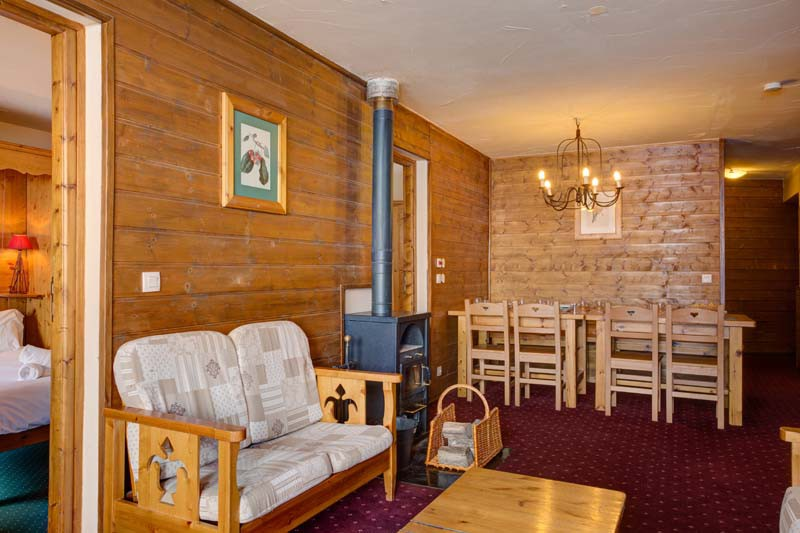 Chalet Aries in Val Thorens 10