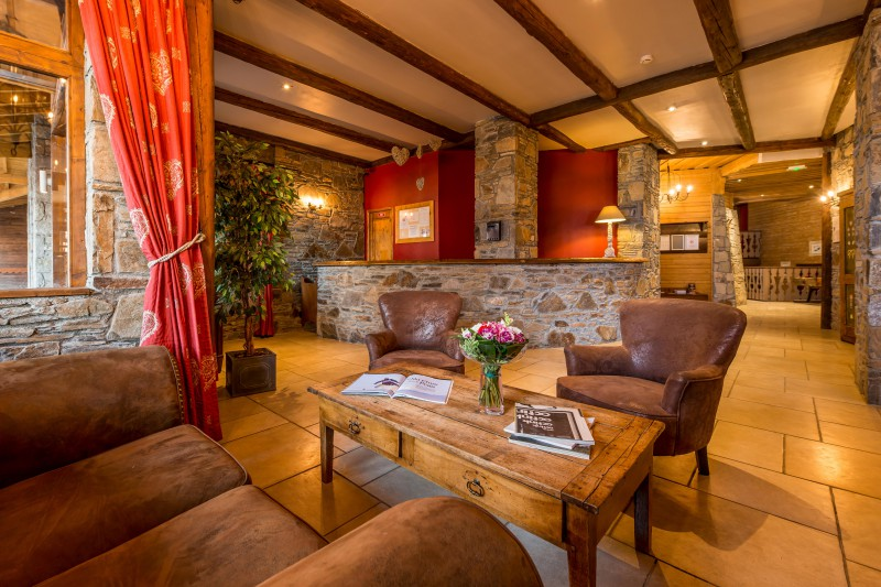 Chalet Aries in Val Thorens 2