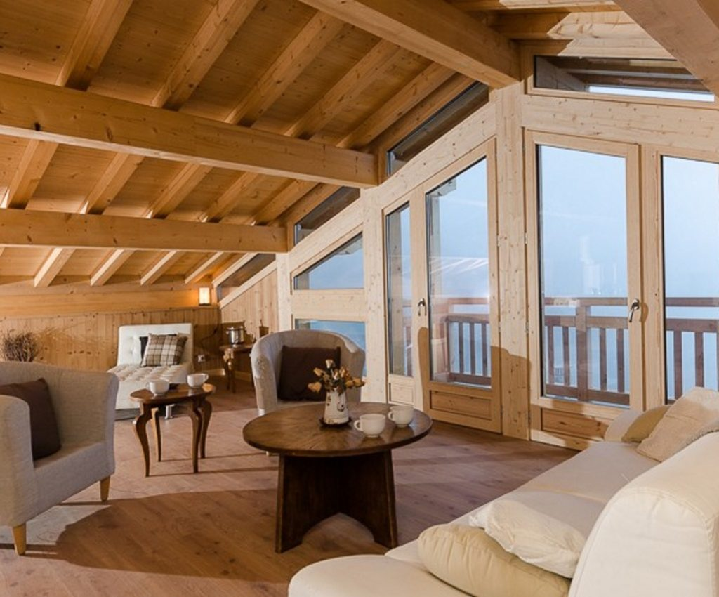Chalet Barthelemy in Peisey Les Arcs (1) featured