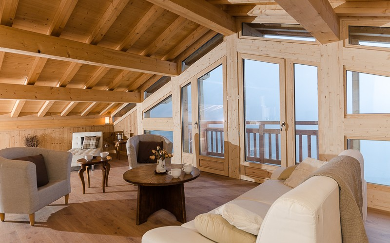 Chalet Barthelemy in Peisey Les Arcs (1)