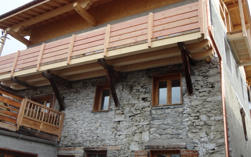 Chalet Barthelemy in Peisey Les Arcs (13)
