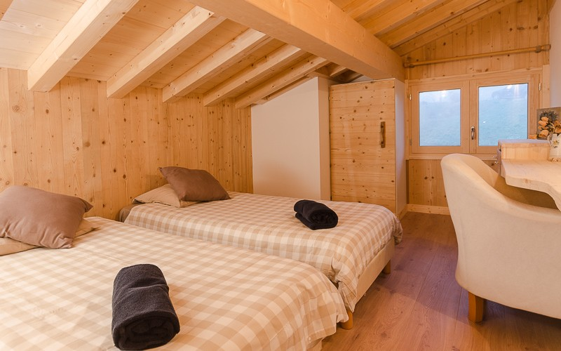 Chalet Barthelemy in Peisey Les Arcs (2)