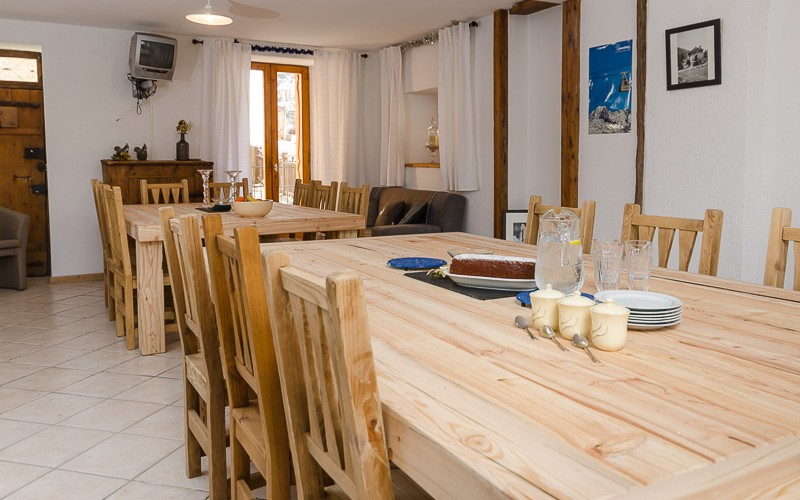 Chalet Barthelemy in Peisey Les Arcs (9)