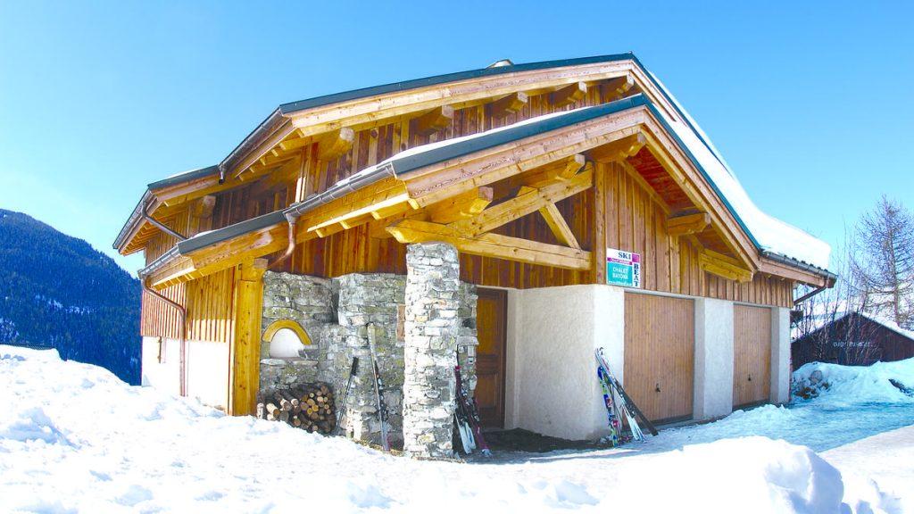 Chalet Bayona in Les Arcs Plan Peisey (2)