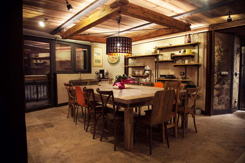 Chalet Benjamin in Courchevel 1550 (1)