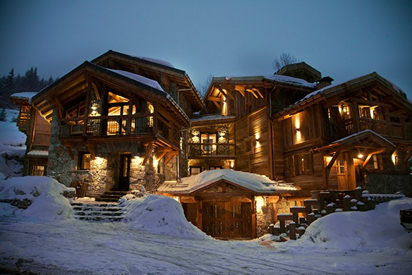 Chalet Benjamin in Courchevel 1550 (7)