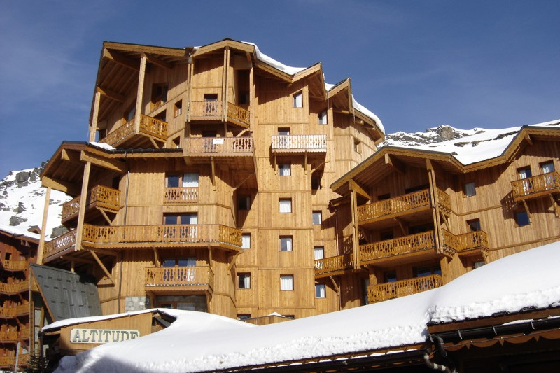 Chalet Caron in Val Thorens 1