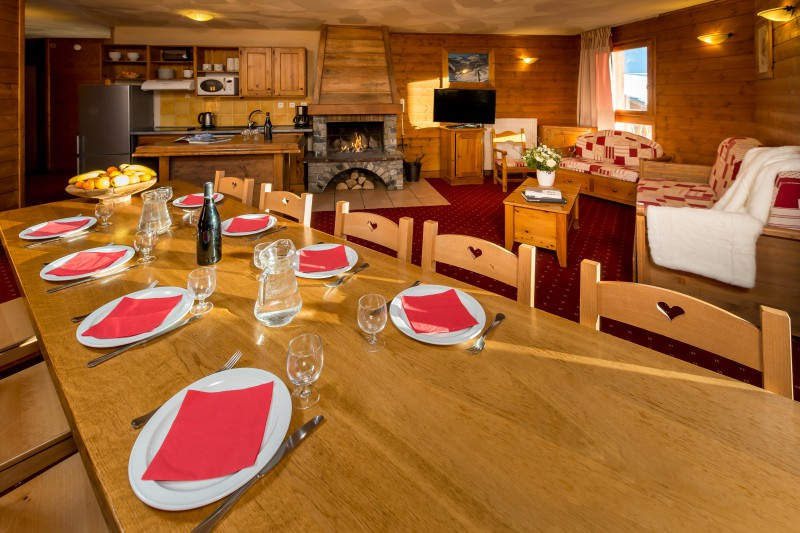 Chalet Caron in Val Thorens 9