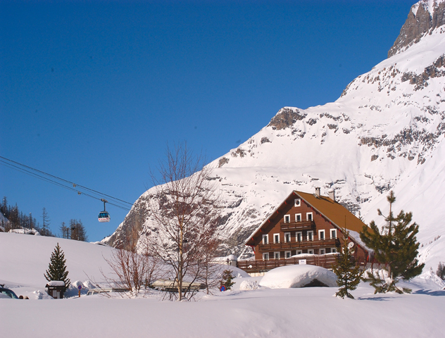 Chalet Chamois d'or in Val d'Isere (1)