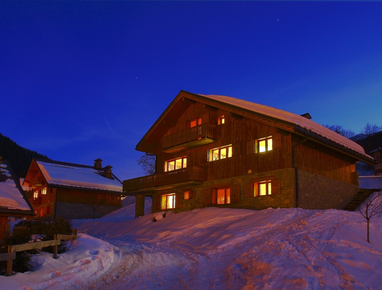 Chalet Charmille in Meribel (1) featured