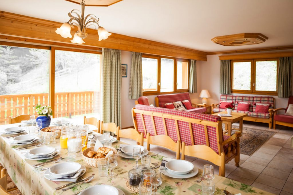 Chalet Charmille in Meribel (5)