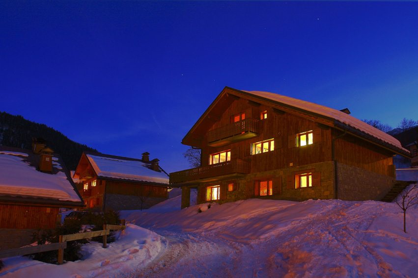 Chalet Covie in Meribel (1)