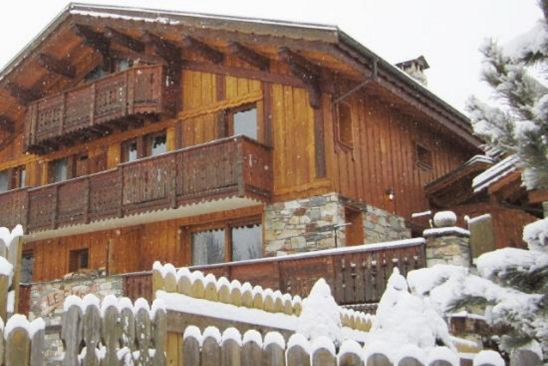 Chalet Dolomites in La Plagne Montchavin (3)