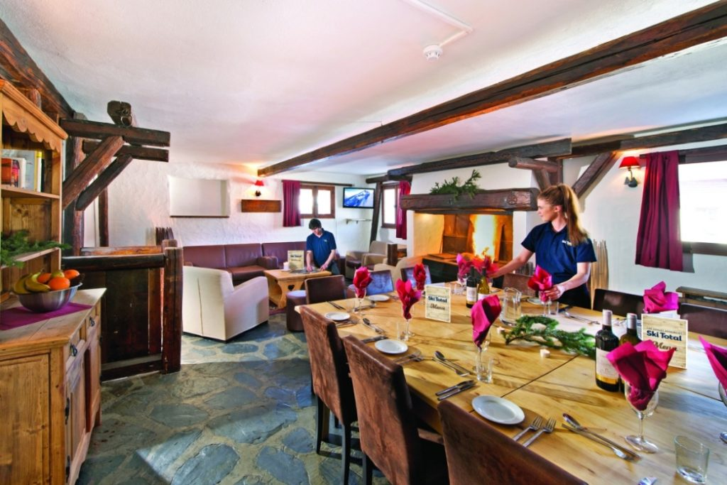 Chalet Elan in Courchevel 1850 (2)